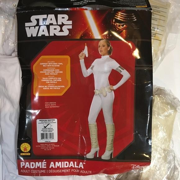 Padme Amidala Star Wars Costume ADULT MEDIUM
